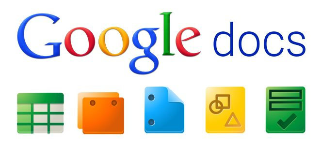 google docs - google documents présentation
