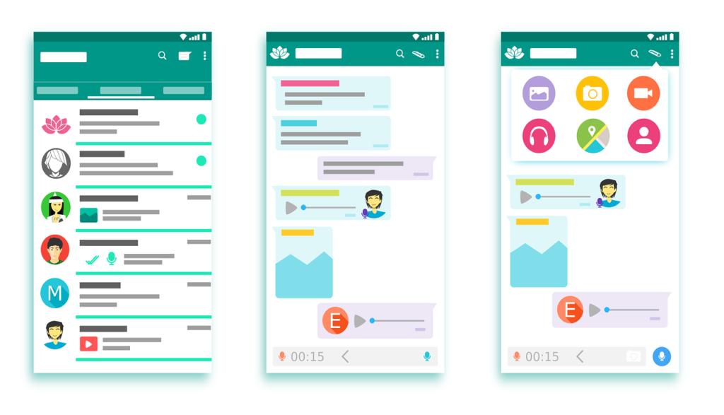 appli pour ecrire un texte - application pour écrire des textes