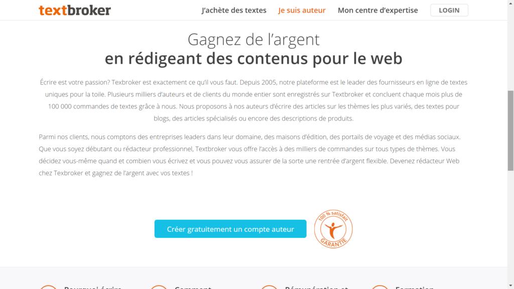 textbroker forum - textbroker france