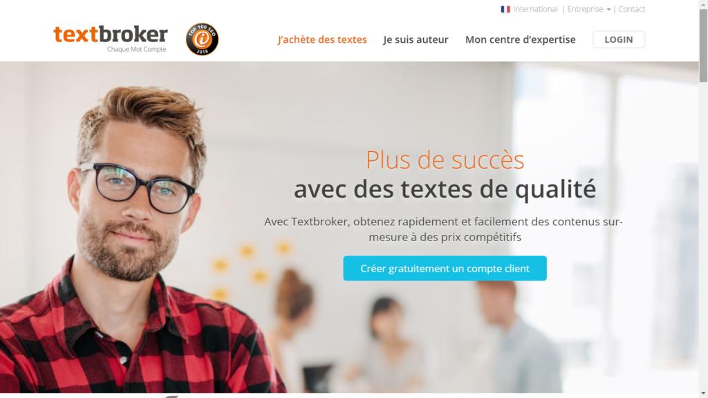 textbroker - textbroker fr