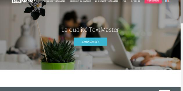 textmaster.com - textmaster france
